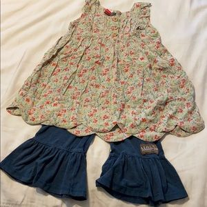 Matilda Jane Serendipity 2 pc set 4T